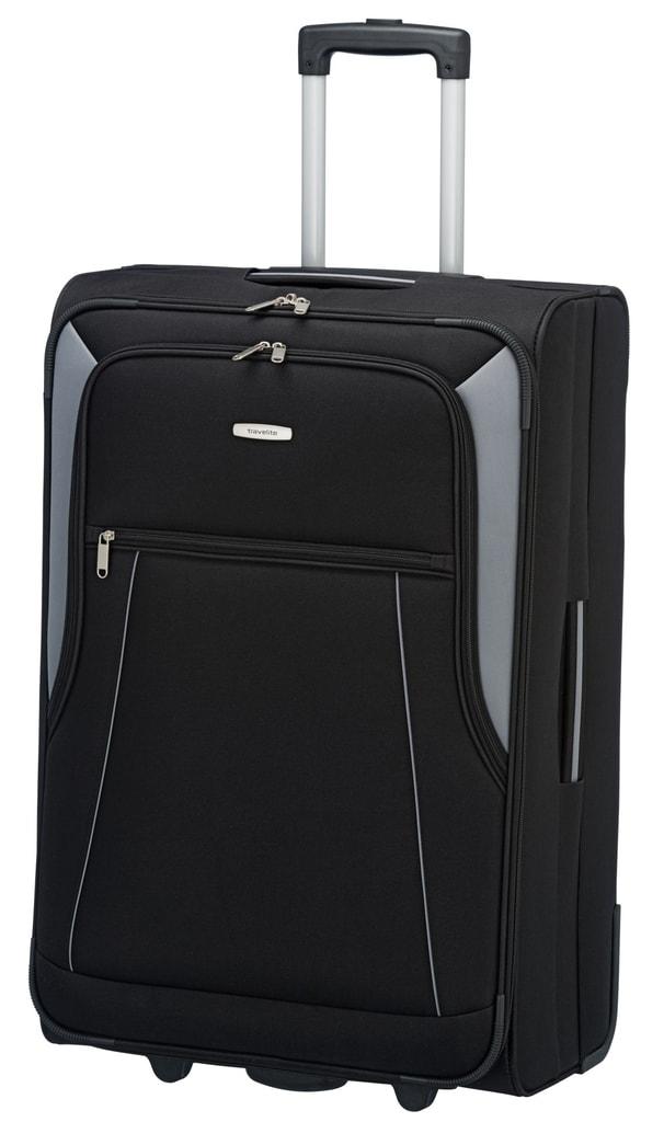 Travelite Velký cestovní kufr Portofino 81 l P38397 černá
