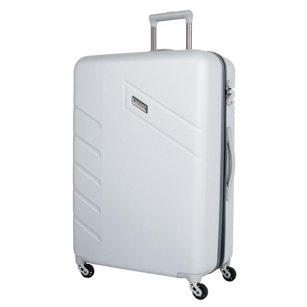 Travelite Cestovní kufr Tourer 4w L Silver 99 l