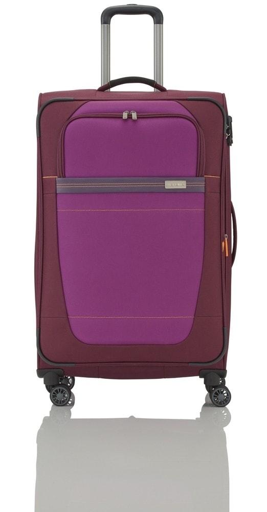 Travelite Cestovní kufr Meteor 4w L 89449-17 105/118 l