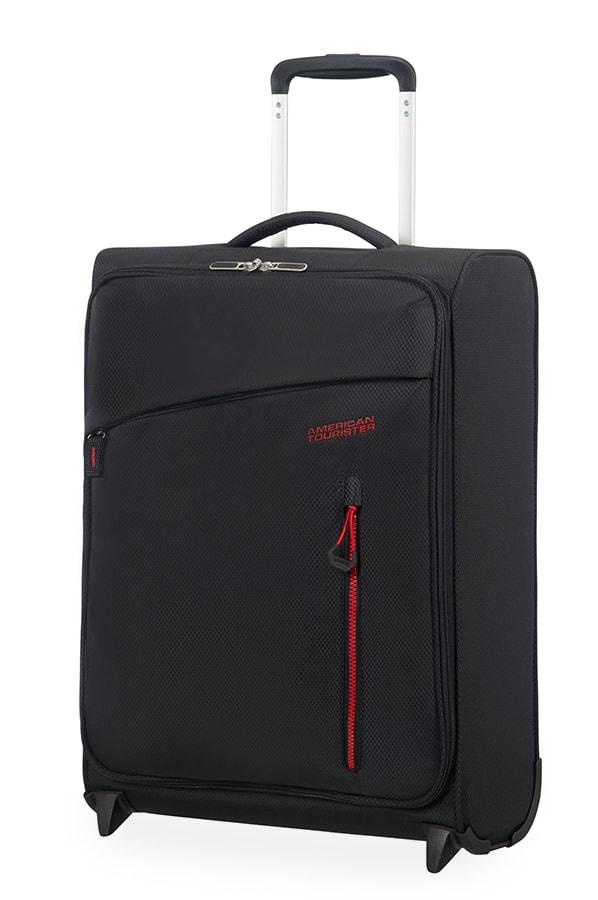 American Tourister Kabinový cestovní kufr Litewing Upright 38G 40 l - černá