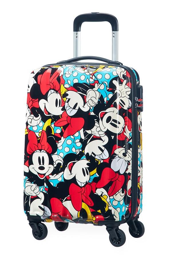 American Tourister Kabinový cestovní kufr Disney Legends Spinner 19C 36 l - Minnie Comics