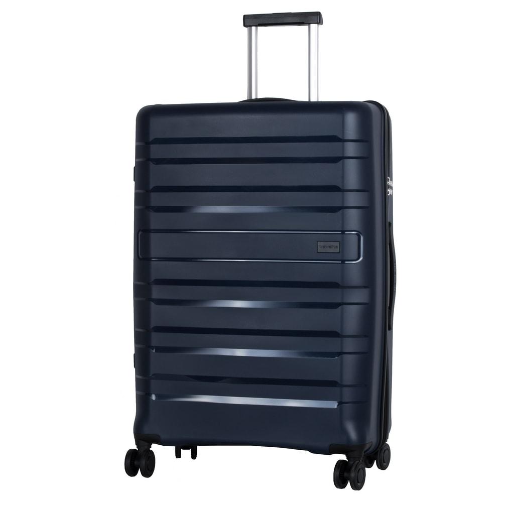 Travelite Cestovní kufr Kosmos 4w L Navy 102 l