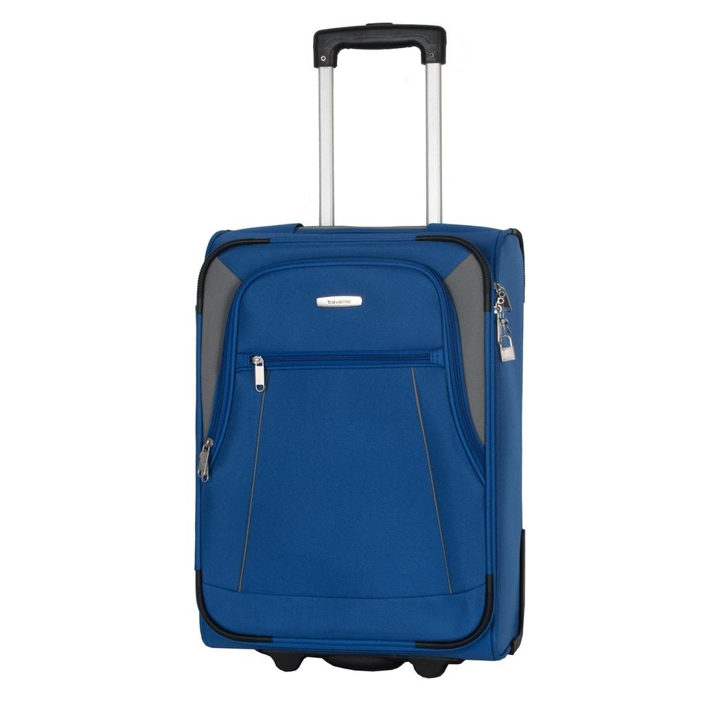 Travelite Kabinový cestovní kufr Portofino 34 l P38392