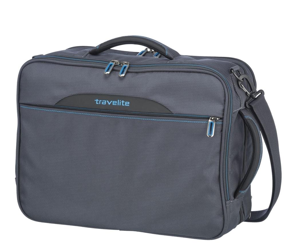 Travelite Travelite CrossLITE Combi Bag Anthracite