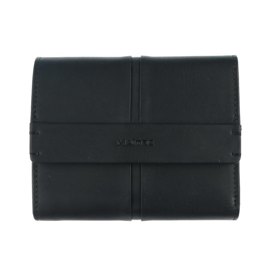 Maitre Dámská kožená peněženka 1373 - černá