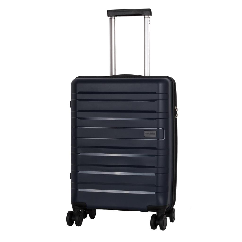 Travelite Kabinový cestovní kufr Kosmos 4w S Navy 36 l