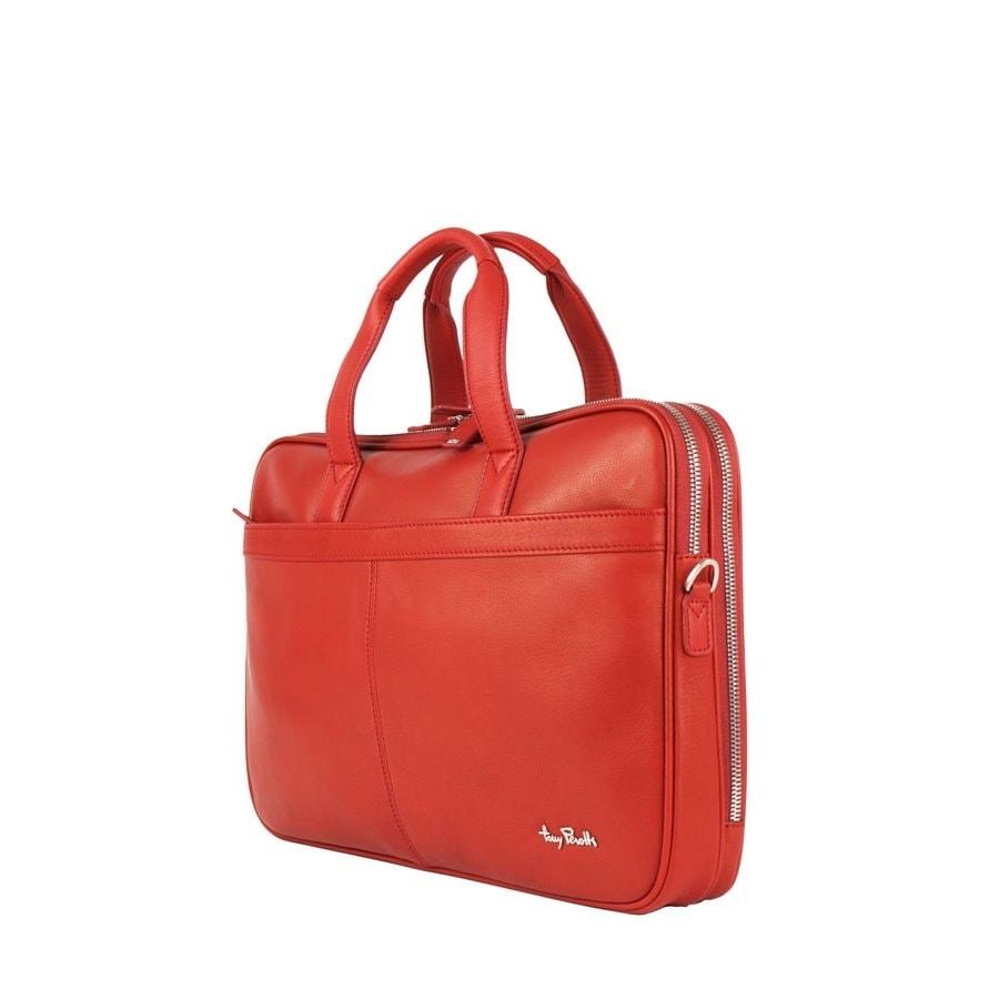Tony Perotti Kožená taška na spisy tony perotti 7044