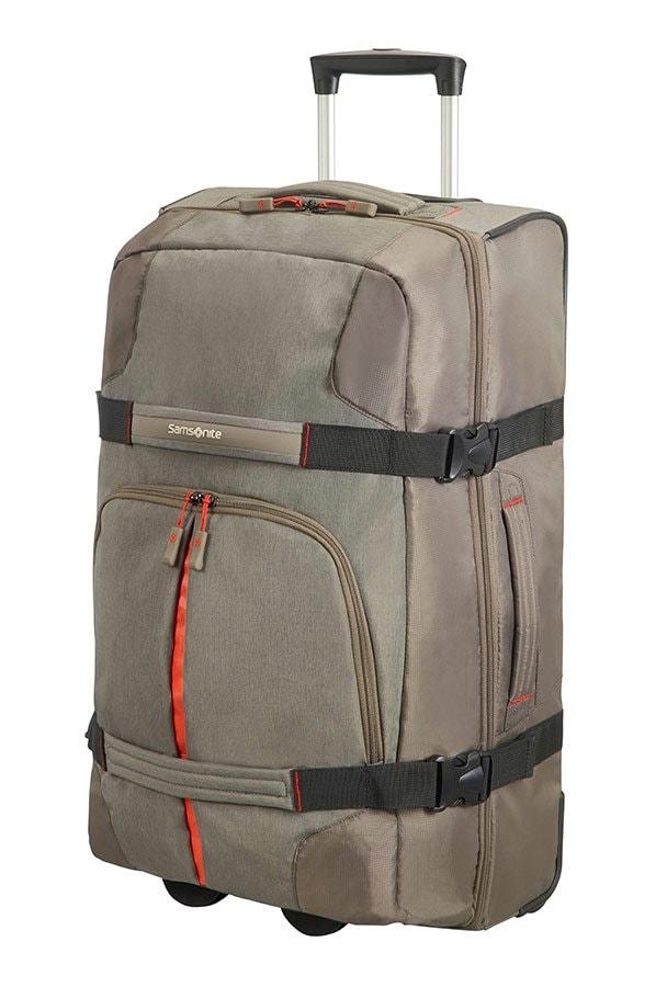 Samsonite Cestovní taška na kolečkách Rewind 72,5 l - taupe