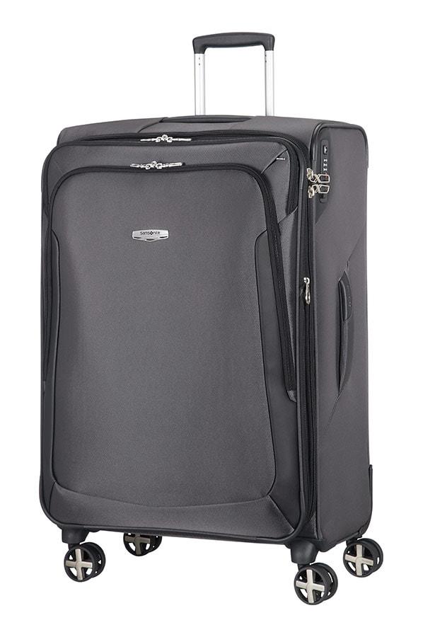 Samsonite Cestovní kufr X'Blade 3.0 112,5/121 l - šedá