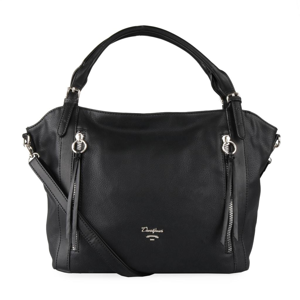 David Jones Paris Dámská kabelka 5840-2 - černá