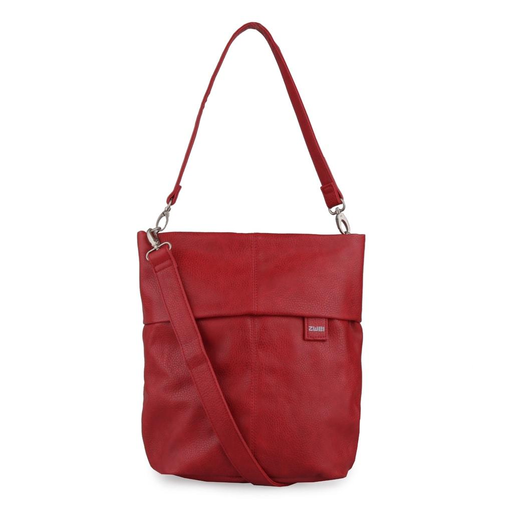 Zwei Dámská kabelka Mademoiselle M12 - červená