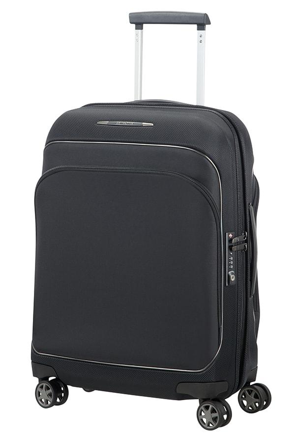 Samsonite Kabinový cestovní kufr Fuze 35 l - černá