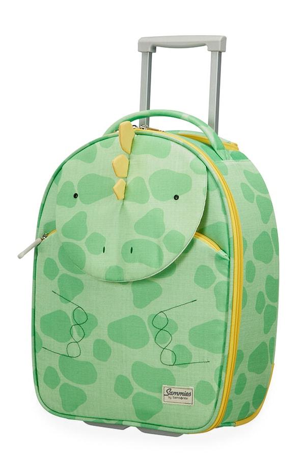 Samsonite Kabinový kufr Happy Sammies Upright CD0 24 l zelená