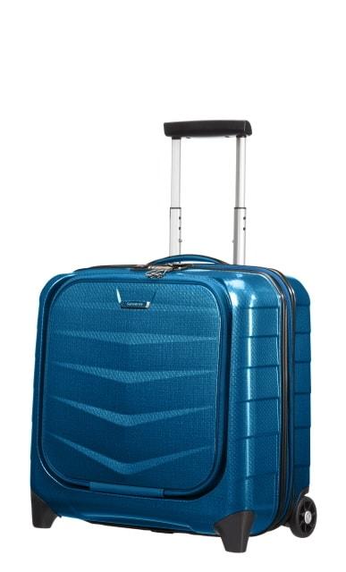 Samsonite Kufr na kolečkách Lite-Biz 31 l - modrá