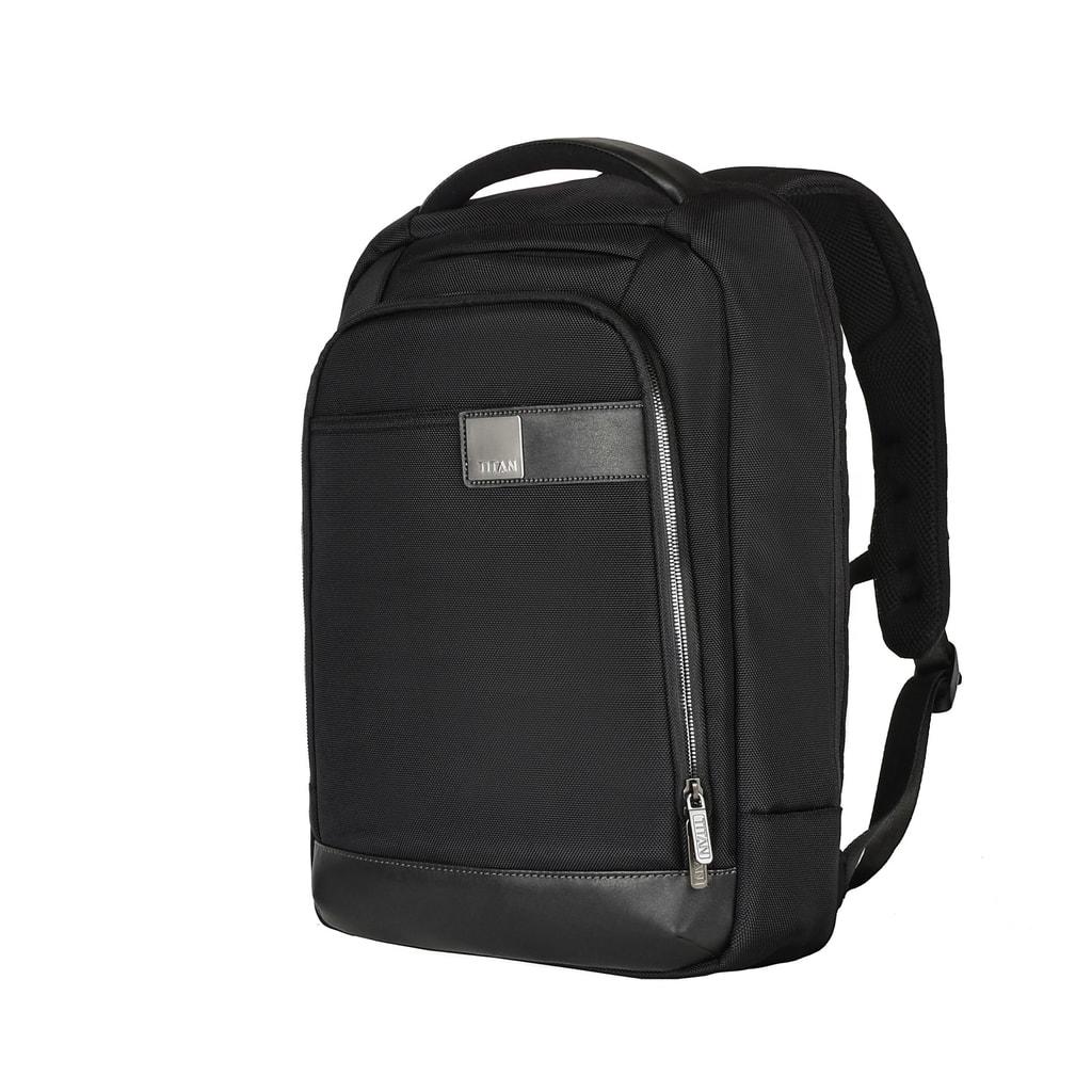 Titan Městský batoh Power Pack Backpack Slim Black 15,6'' 16 l