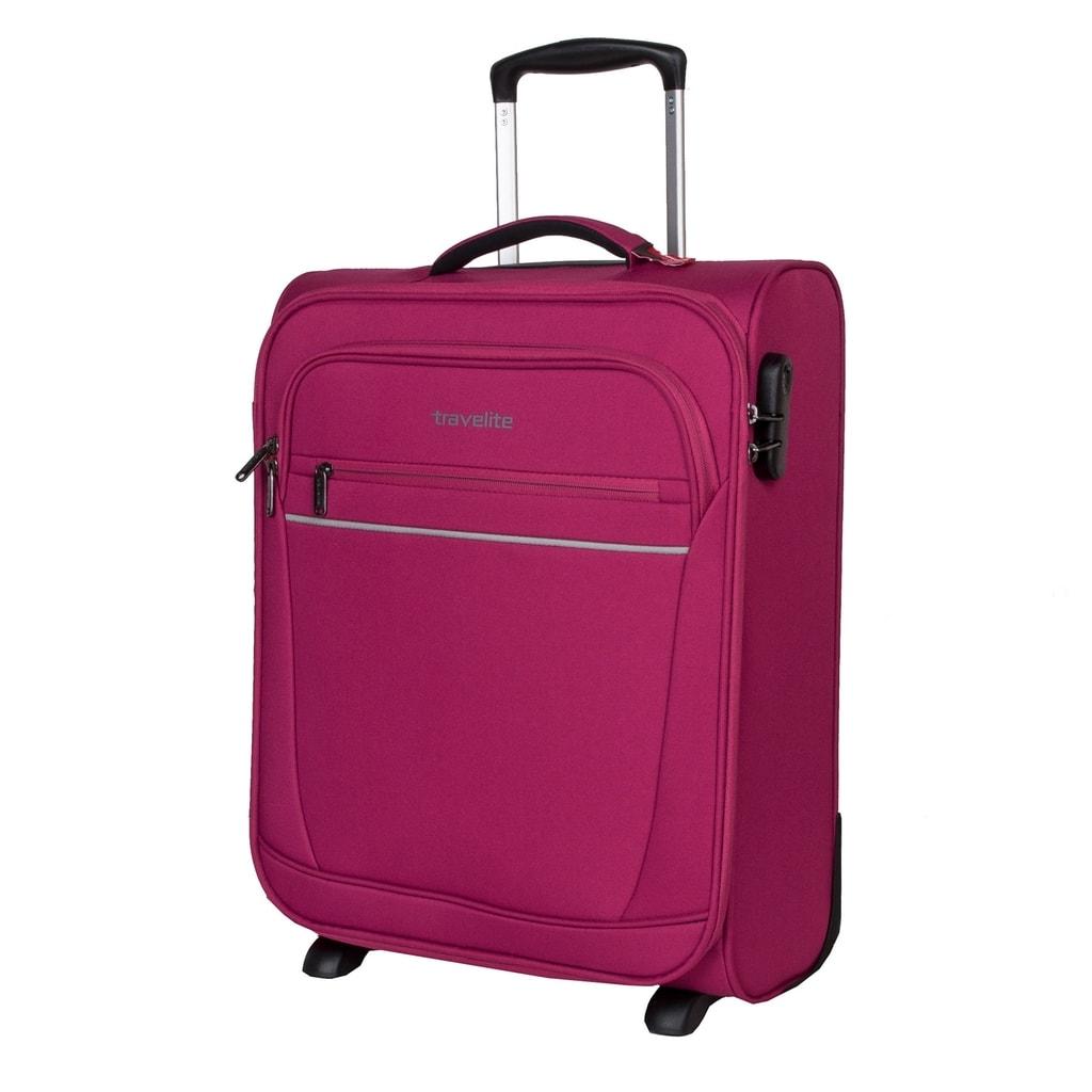 Travelite Kabinový cestovní kufr Cabin 2w S Berry 44 l