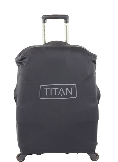 Titan Obal na kufr Luggage Cover X2 4w S Black