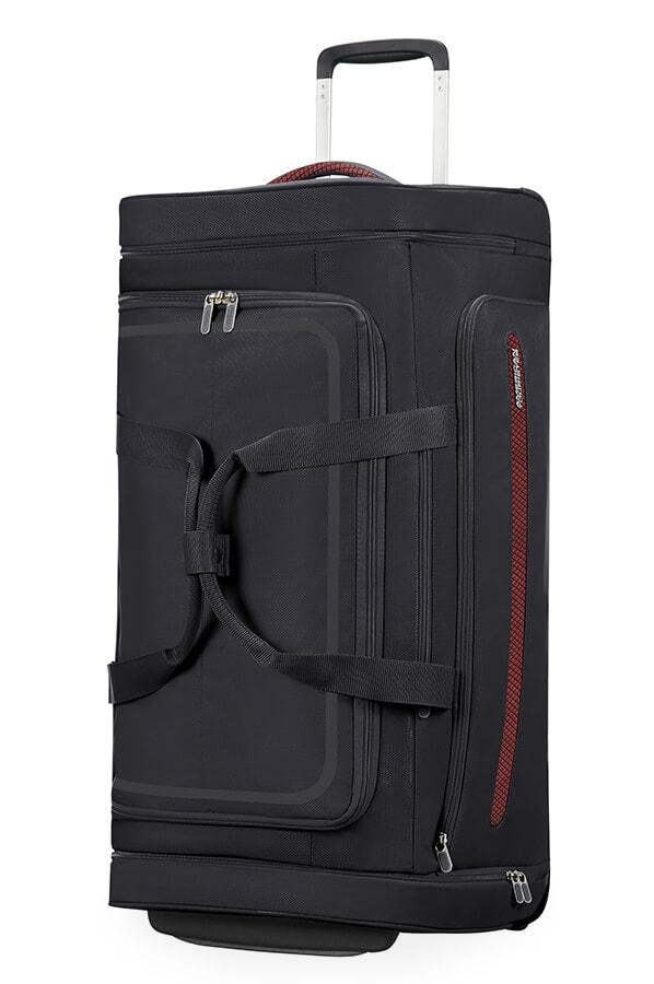 American Tourister Cestovní taška Airbeat Duffle 45G 86 l - černá