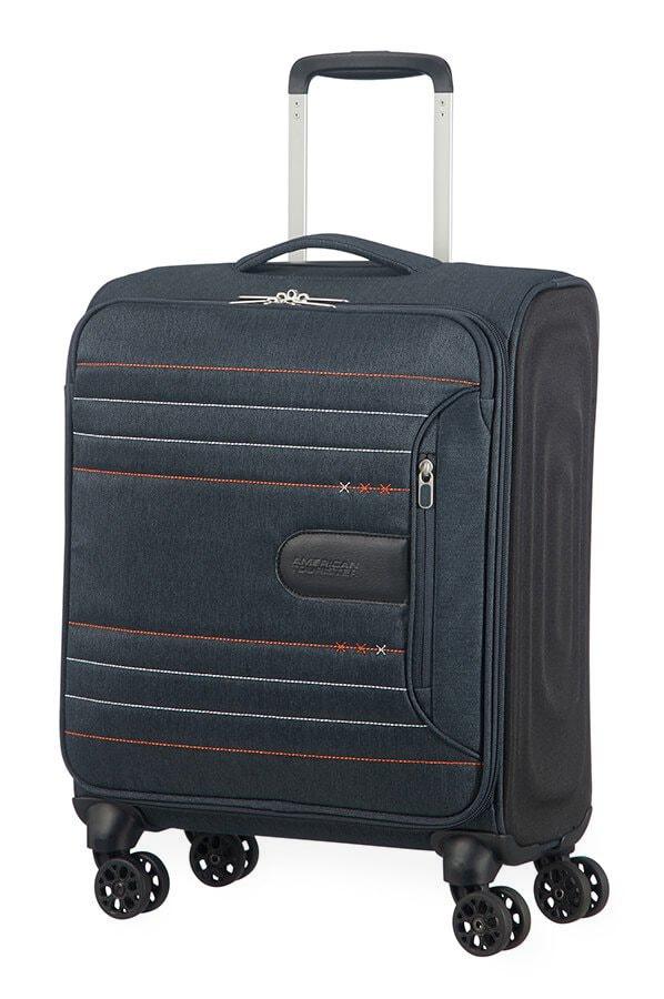 American Tourister Kabinový cestovní kufr Sonicsurfer Spinner 46G 40 l - tmavě modrá