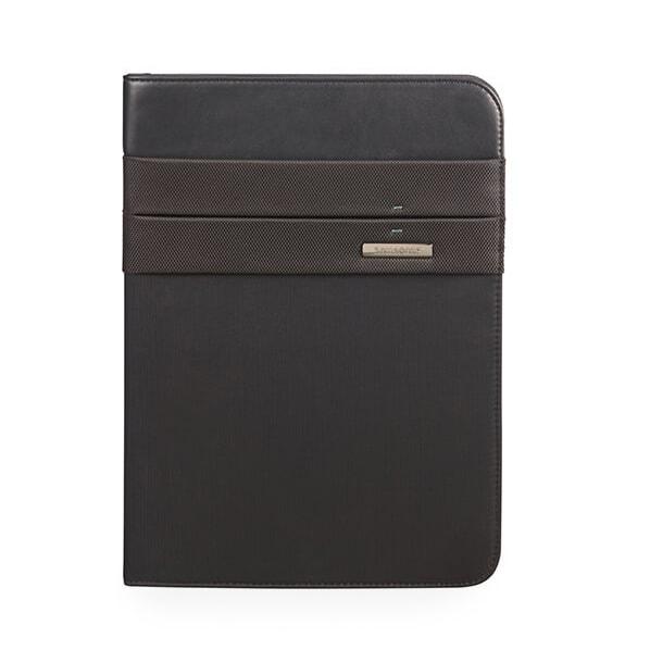 Samsonite Taška na dokumenty a tablet Stationery Spectrolite 2.0 RET H + DET B CL3 A4 - černá