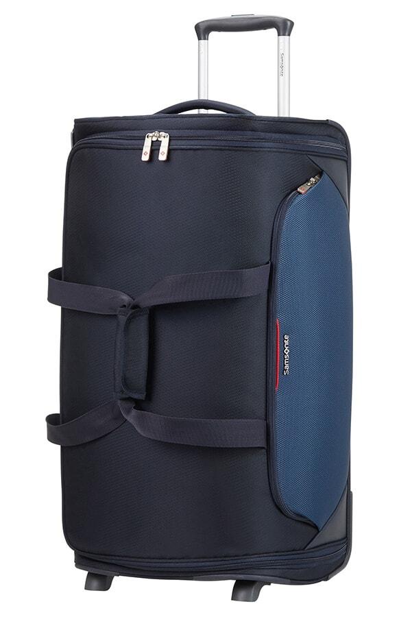 Samsonite Cestovní taška na kolečkách Dynamore 69 l - modrá