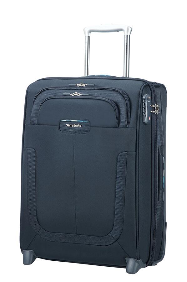 Samsonite Kabinový cestovní kufr Duosphere 42/49 l - tmavě modrá