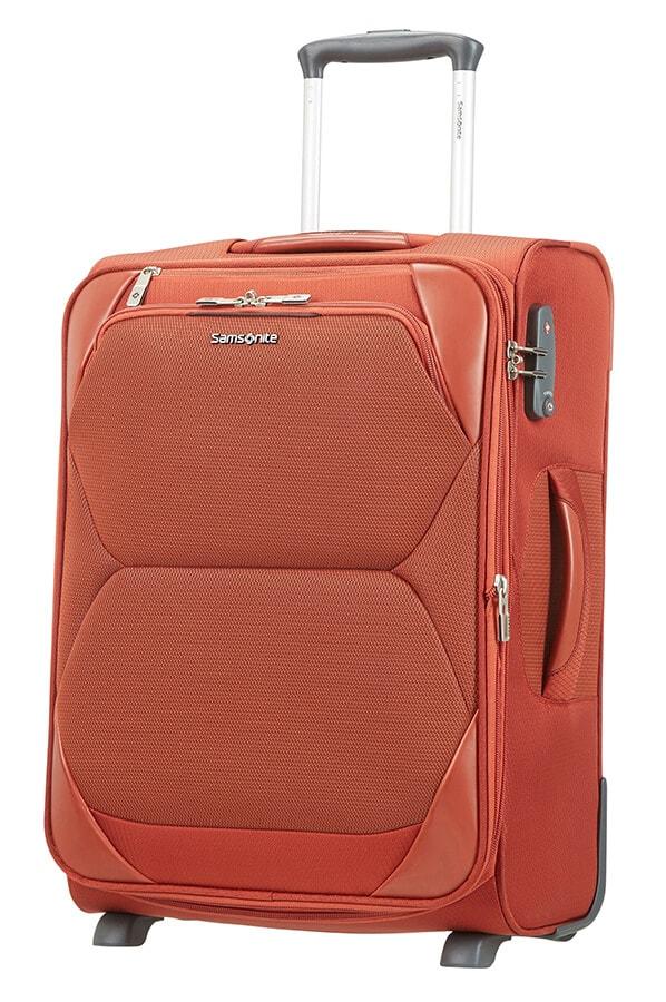 Samsonite Kabinový cestovní kufr Dynamore 43/50 l - oranžová