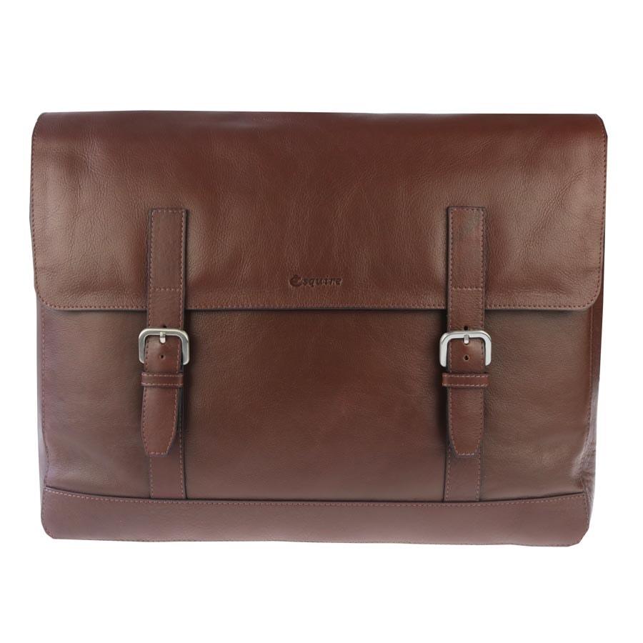 Esquire Pánská kožená taška přes rameno 781306