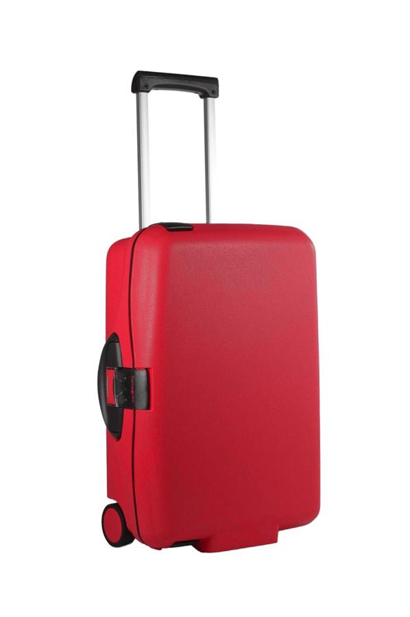 Samsonite Kabinový kufr Cabin Collection Upright 55 V85-001 - červená