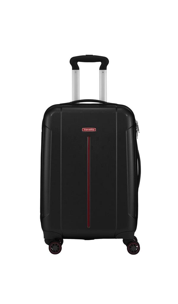 Travelite Kabinový kufr Echo S 40 l 73447-01 černá