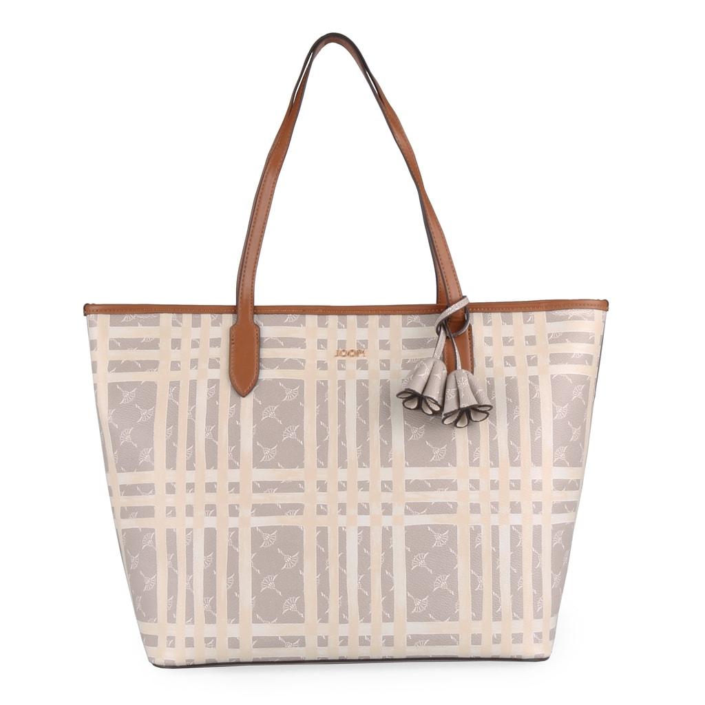 Maximálně prostorná dámská shopper kabelka JOOP! z nové kolekce jaro léto  2019 v elegantní provedení nezkazí žádný outfit. 401a7794278