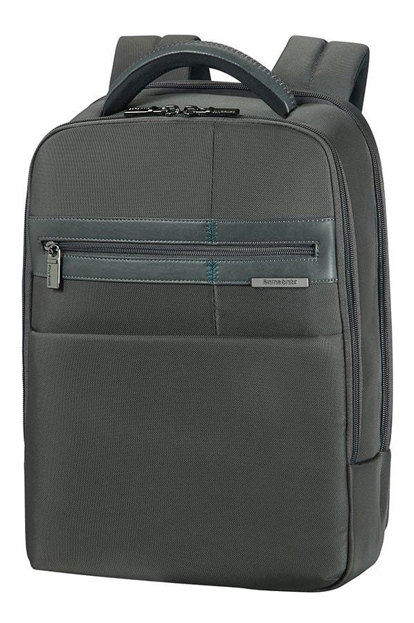 """Samsonite Pánský batoh na notebook 15,6"""" Formalite 62N-003 20 l, šedý 62N-003-08-SAM"""
