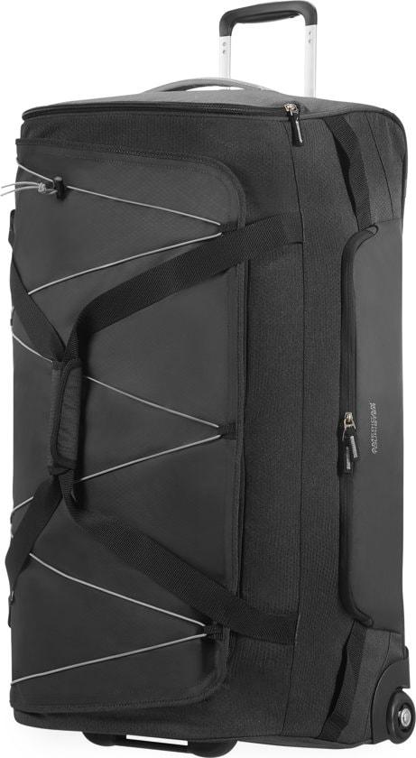 American Tourister Cestovní taška Road Quest 16G 114 l - černá/šedá