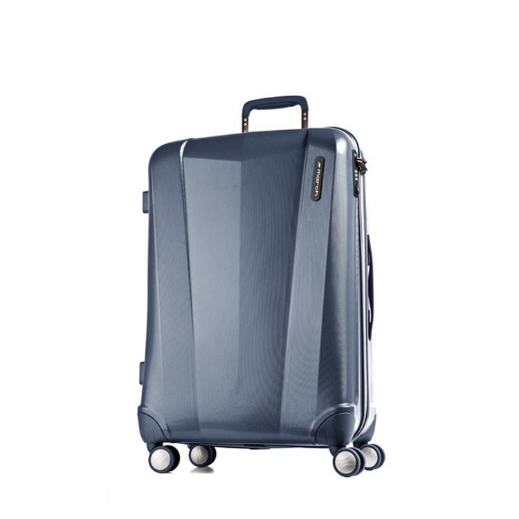 March Velký cestovní kufr Vision 103,5 l - modrá
