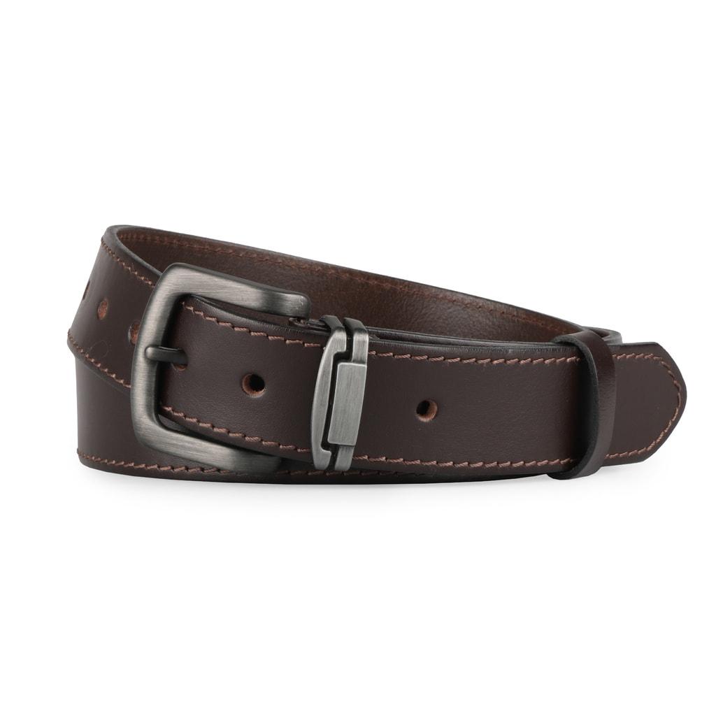 de4ca9c3dbf Penny Belts Pánský kožený opasek 09-1