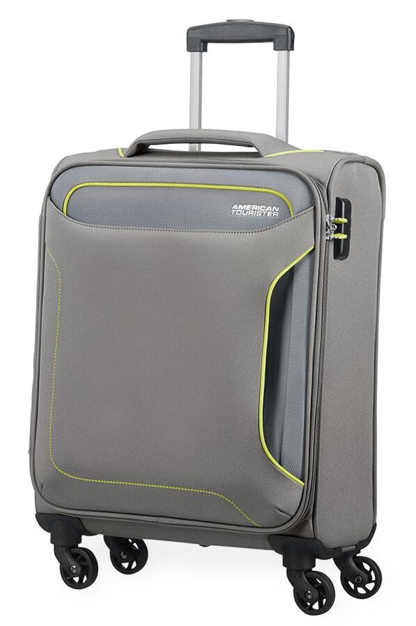 American Tourister Kabinový cestovní kufr Holiday Heat Spinner 50G 38 l - šedá