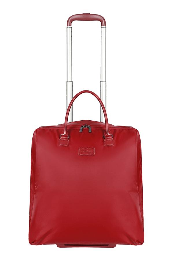 Lipault Cestovní kufr Rolling Tote P51-018 29 l - červená