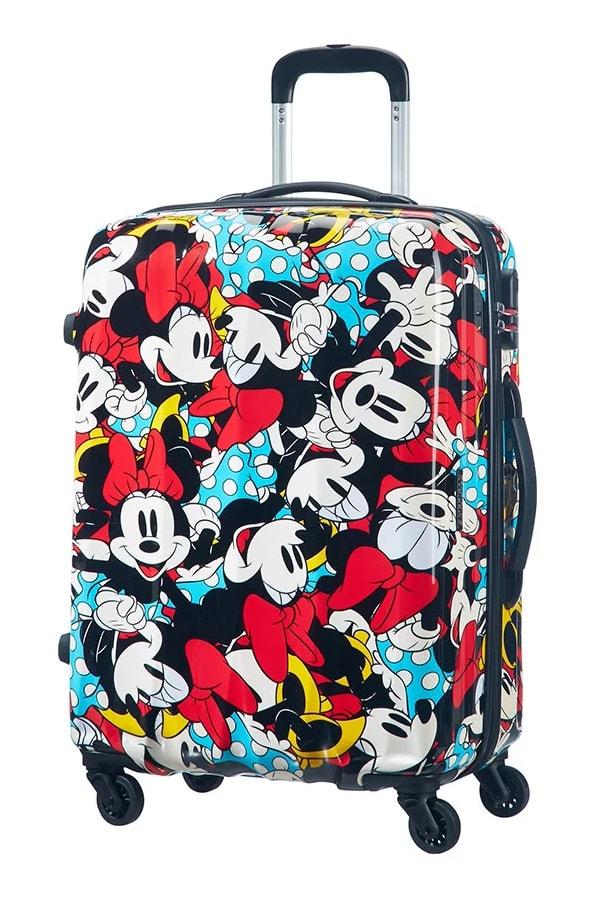 American Tourister Cestovní kufr Disney Legends Spinner 19C 62,5 l - Minnie Comics