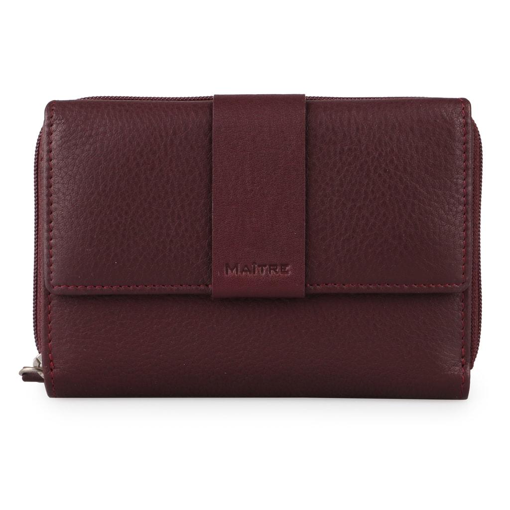 Maitre Dámská kožená peněženka  kirschroth diethilde 4060001412