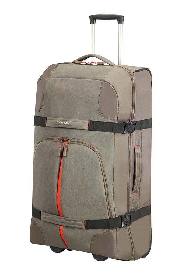Samsonite Velká cestovní taška na kolečkách Rewind 113 l - taupe
