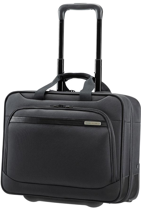 """Samsonite Kabinový kufr Vectura Office Case with Wheels 15.6"""" 39V-009 - černá 39V-009-09-sam"""