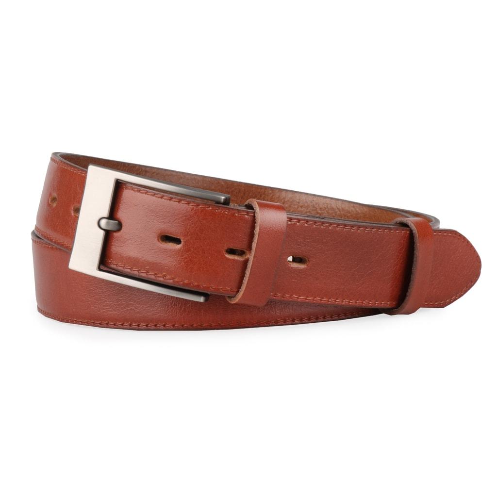 142383e3029 Pánský kožený opasek 35 020 5 - Penny Belts - Pánské opasky ...