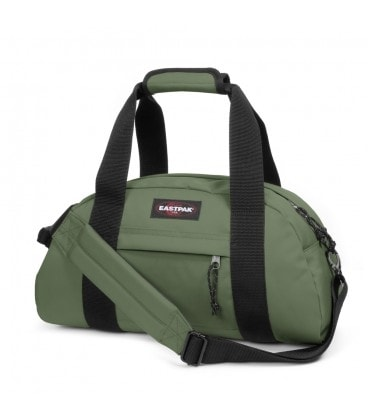 EASTPAK Cestovní sportovní taška Compact Olive Or Die EK10284D 23 l