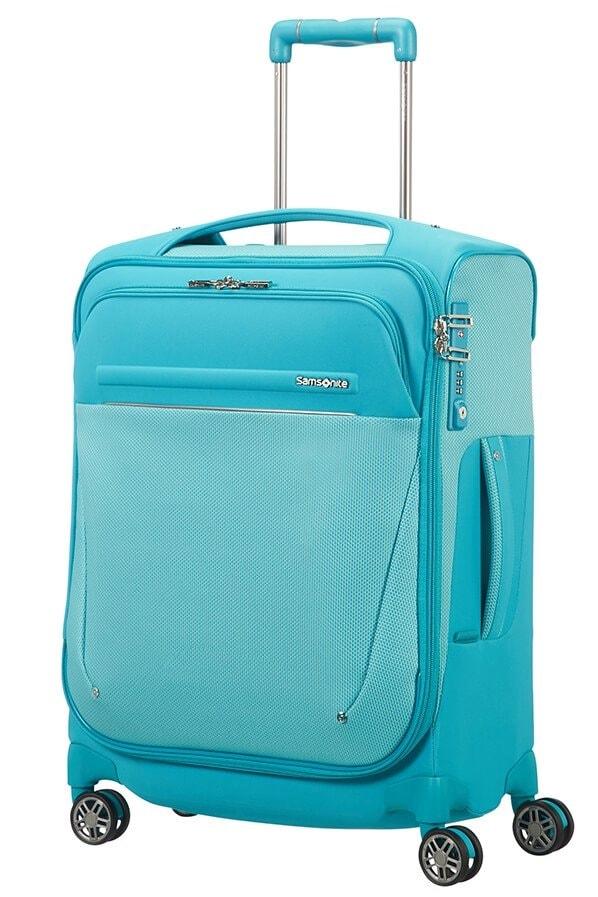 Samsonite Kabinový cestovní kufr B-Lite Icon 39 l - světle modrá