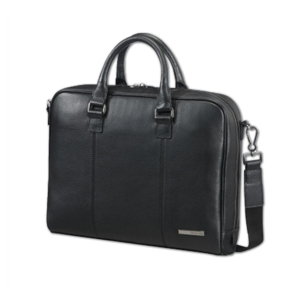 """Samsonite Pánská taška na notebook 14,1"""" Equinox 72D-002 - černá 72D-002-09"""