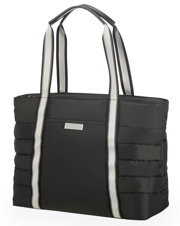 American Tourister Cestovní taška Uptown Vibes 64G 15,5 l 14.1'' - černá
