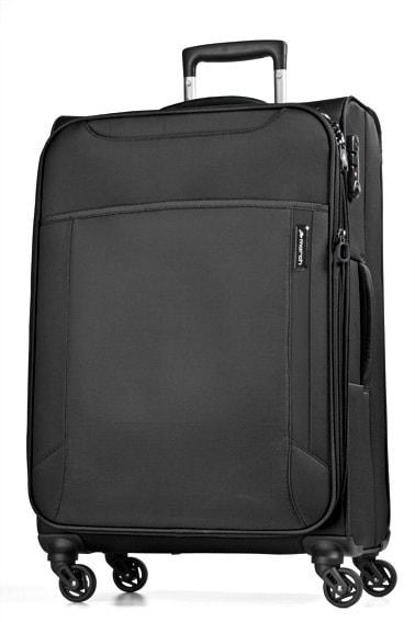 March Velký cestovní kufr Cloud 104 l - černá