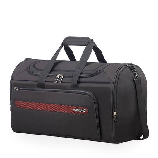 American Tourister Cestovní taška Airbeat 45G 51,5 l - černá