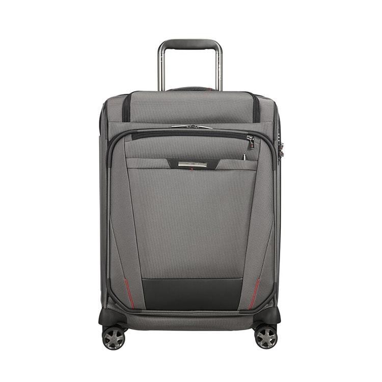 Samsonite Kabinový kufr PRO-DLX 37,5 l - šedá
