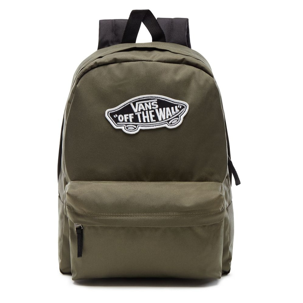 VANS Dámský batoh WM Realm Backpack Grape Leaf 22 l